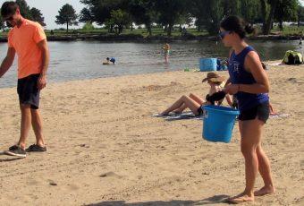 Adopt-A-Beach Cleanup